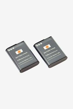DST Electron DBNK022*2 Battery (Black)
