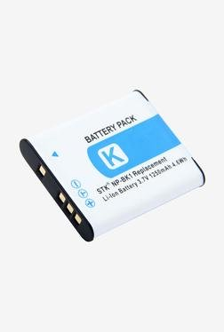 Sterlingtek Ste-5840 Battery (White & Blue)