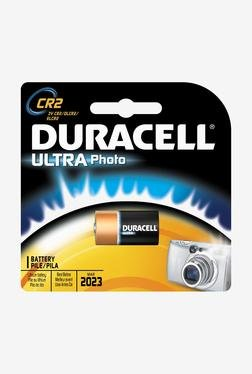 Duracell DLCR2BU Battery (Black)