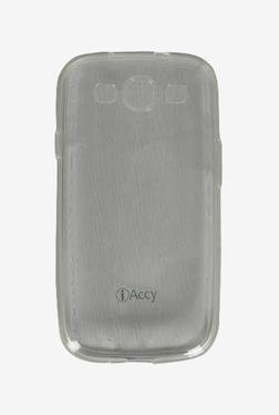 IAccy SS9057 Back Cover For Samsung Galaxy S3 (Clear)