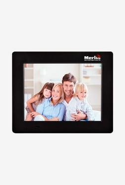 Merlin 8 Inch Digital Photo Frame (Black)