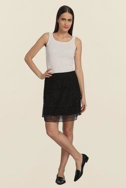 Vero Moda Black Lace Skirt