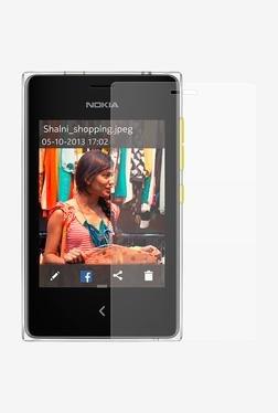 Callmate 6pck Ultra Clear Screen Protector Nokia Asha 502