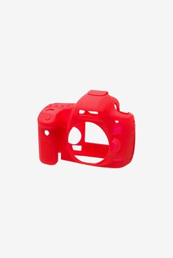 EasyCover Camera Case for Canon 5D MK3 Red