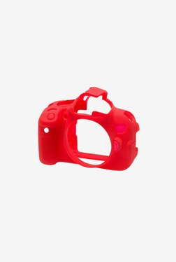 EasyCover Camera Case for Canon 650D/700D/T4i/T5i Red