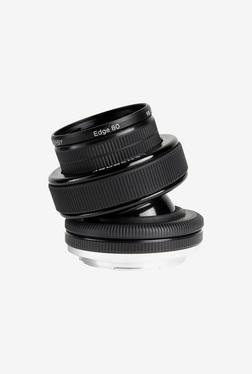 Lensbaby Composer Pro with Edge 80 Optic for Canon (Black)