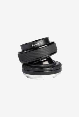 Lensbaby Composer Pro with Sweet 50 Optic for Canon EF (Black)
