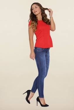 Kraus Red Solid Top