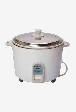 Panasonic SR-WA10 1.0 L Automatic Cooker (White)