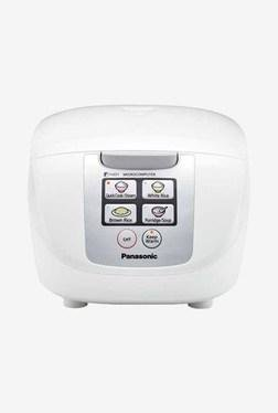 Panasonic SR-DF181 1.8 L Automatic Cooker (White)