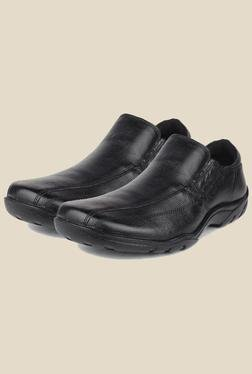 Red Tape Black Slip-on Formal Shoes - Mp000000000063957