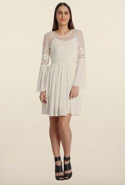 Vero Moda Snow White Skater Dress