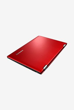 Lenovo Yoga 500 35.56cm Laptop (Intel Core i5, 500GB) Red