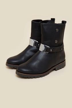 La Briza Black Ankle Length Chelsea Boots - Mp000000000072373