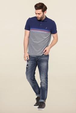 Jack & Jones Blue Washed Regular Fit Jeans - Mp000000000073015