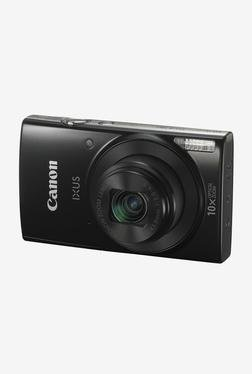 Canon IXUS 180 Point & Shoot Camera (Black)