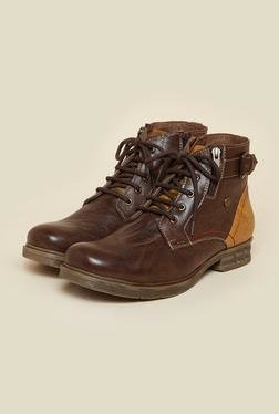 Buckaroo Jeraldo Brown Casual Boots