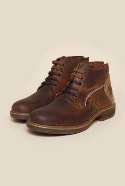 Buckaroo Roldrijon Brown Casual Boots