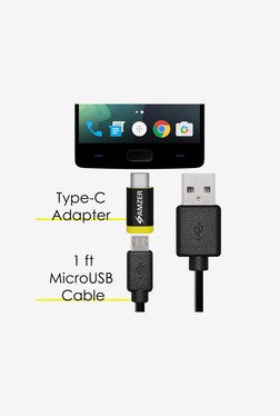 Amzer Micro USB To Type-C Adapter With 1ft Sync&Charge Cable