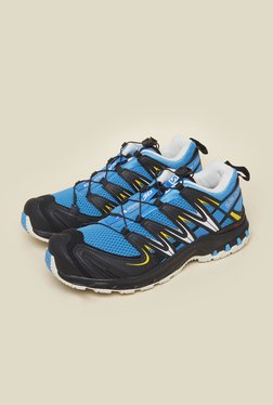 Salomon Xa Pro 3D Blue Running Shoes
