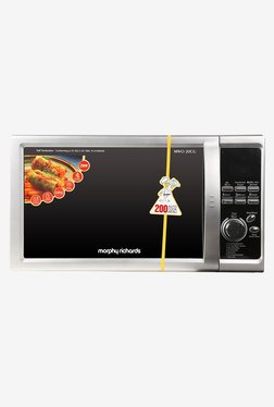 Morphy Richards 20CG 200ACM 20L Convection Microwave (Black)