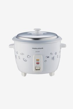 Morphy Richards 1.8 L Rice Plus Rice Cooker (White)