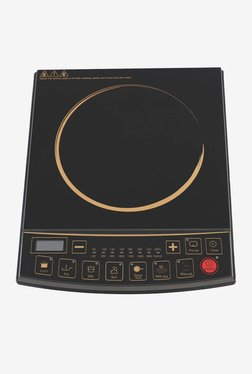 Bajaj Majesty 1900W ICX 16 Induction Cooktop (Black)
