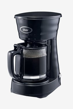 Oster BVSTDCUS 660 Watt 4 Cups Coffee Maker (Black)