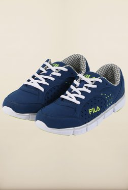 Fila Dove III Navy Blue Running Shoes