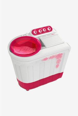 Whirlpool Ace 8.2 Super Soak Washing Machine Pink