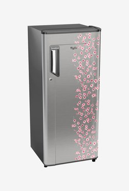 Whirlpool 215 Icemagic Prm 4 Star Refrigerator Silver Bliss