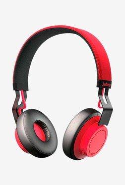Jabra Move Wireless Bluetooth Headset (Red)