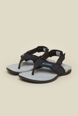 Lotto Revolve Black Sandals