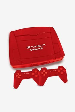 Mitashi Champ MT17 Gaming Console (Red)