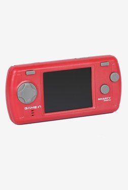 Mitashi Smarty Chotu-Eco MT73Ch Gaming Console (Red)
