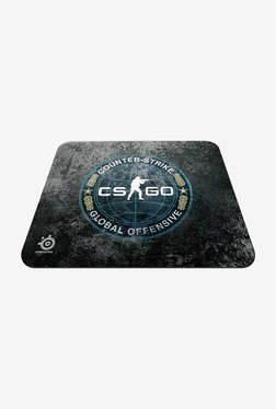 SteelSeries QcK+ Mouse Pad (Black)
