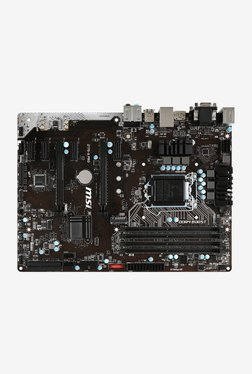 MSI PRO Series Z170-A PRO Motherboard (Black)