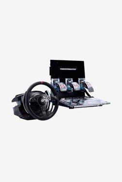 Thrustmaster T500RS Racing Wheel for PC/PS3 (Black)