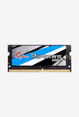 G.Skill Ripjaws DDR4 SO-DIMM F4-2133C15S-8GRS 8 GB RAM (Black)
