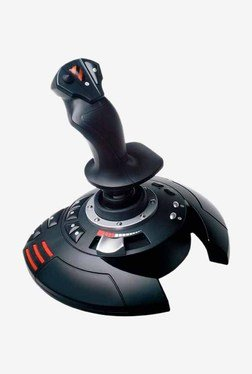 Thrustmaster T Flight Stick X Joystick for PC/PS3 (Black)