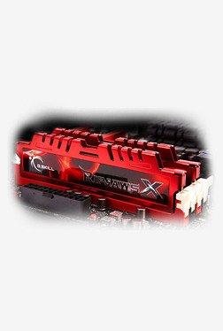 G.Skill RipjawsX F3-12800CL10S-8GBXL 8 GB RAM (Red)