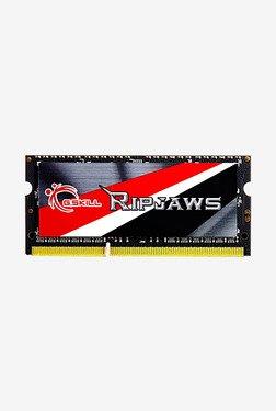 G.Skill Ripjaws DDR3 F3-1600C9S-8GRSL 8 GB RAM (Black)