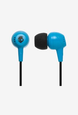 Skullcandy JIB S2DUDZ-012 In Ear Headphones (Blue)