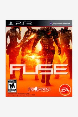 Insomniac Games Fuse (PS3)