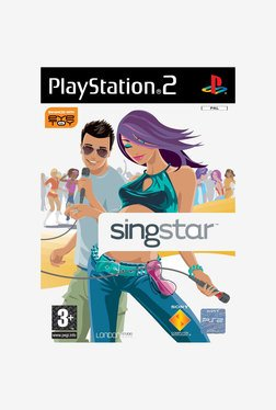 Sony Sing Star - Stand Alone (PS2)