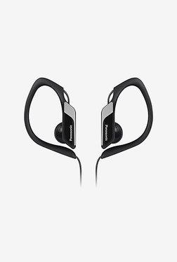 Panasonic RP-HS34ME-K In Ear Headphones (Black)