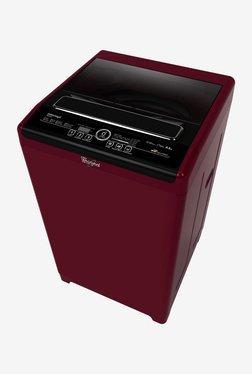 Whirlpool Whitemagic Royale 6.5KG Washing Machine (Wine)