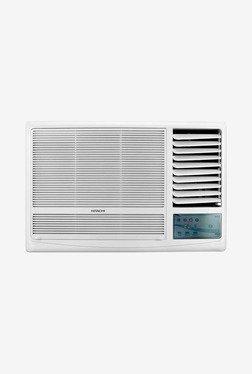 Hitachi Kaze Plus RAW312KUDI 1.0 Ton 3 Star Window AC White