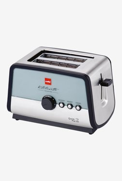 Cello Quick Pop 200 Toaster (Silver)