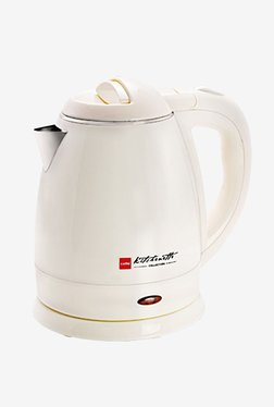 Cello Quick Boil 300 1.2 Litre Kettle (White)